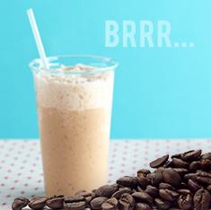 Cappuccino glacé I