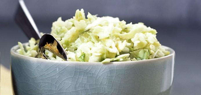 Salade de chou maison