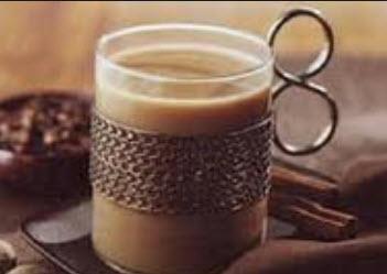 Breuvage chaud Chai-vanille